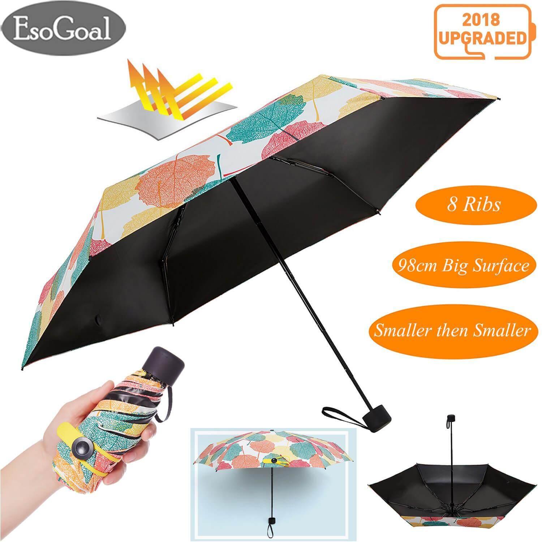 BEST Payung Terbalik KAZBRELLA 01 Gagang C Reverse Umbrella Payung Lipat / Mobil - KUNING.