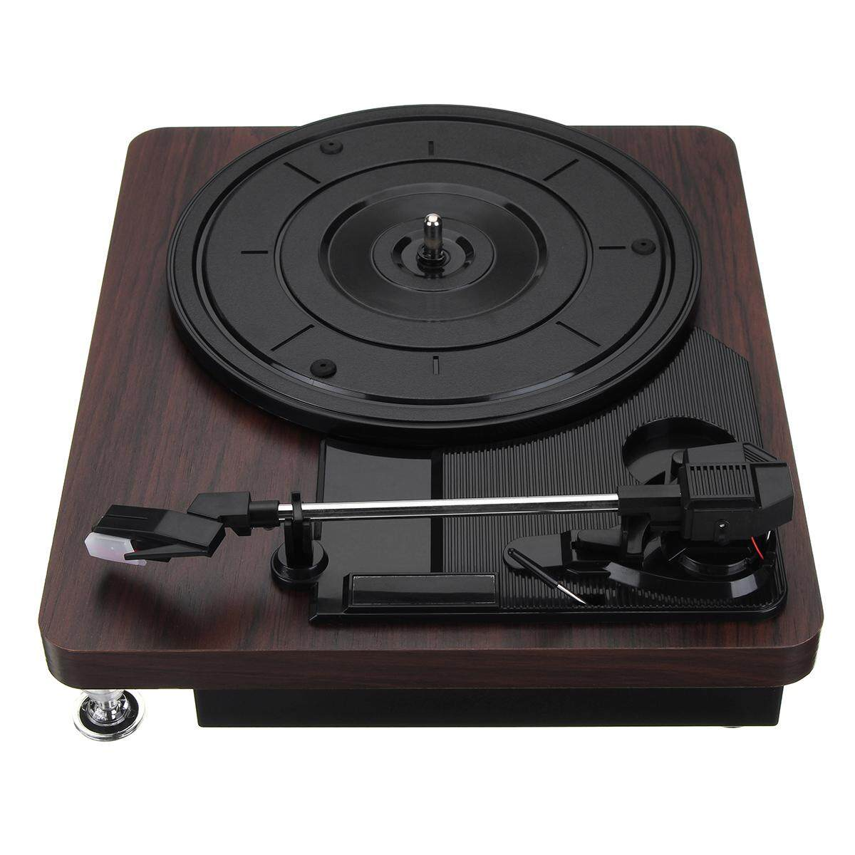 Retro Vinyl Record Player Stereo Turntable Vintage Vinyl Record Player Classic By Threegold.