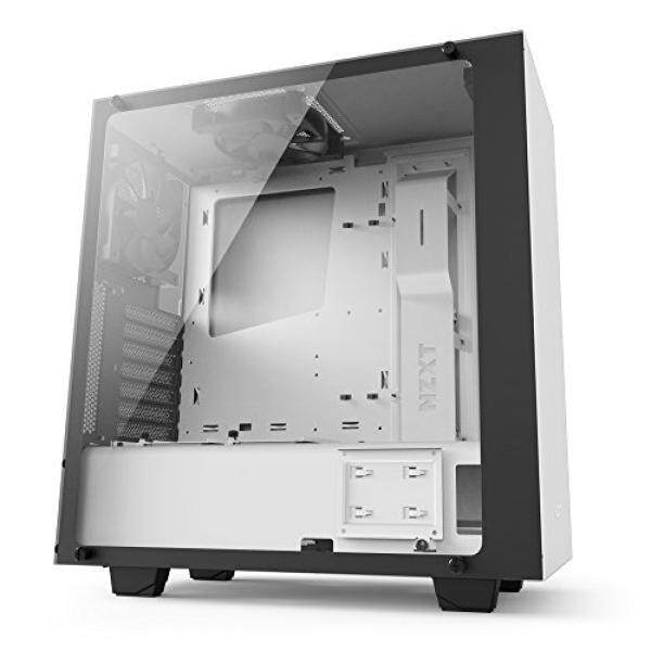 Nzxt S340VR Elite Computer Case, Matte White Malaysia