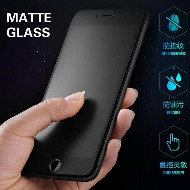 IPHONE 5 5s 6 7 8 PLUS X XS XR XS MAX ANTI GLARE MATTE TEMPERED