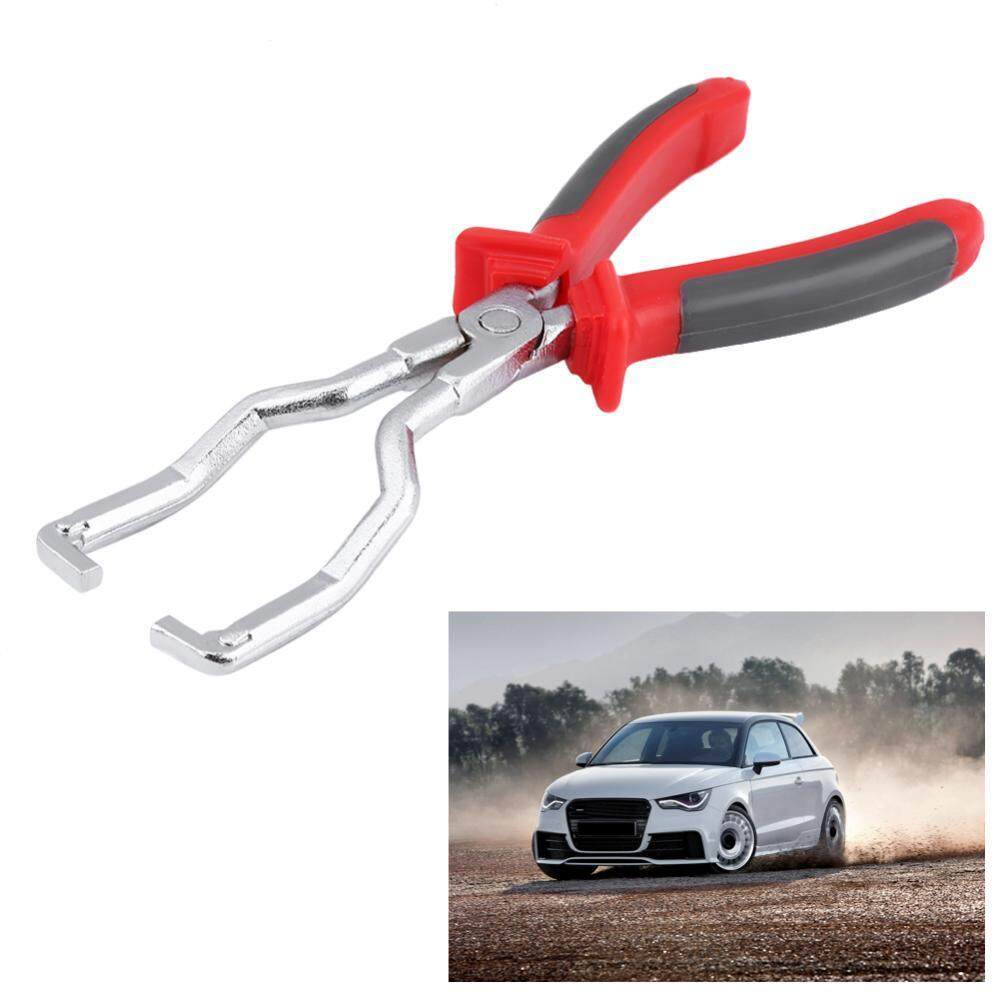 Car Fuel Feed Pipe Plier Gasoline Fuel Line Hose Clip Clamp Removal Tool By Qilu.