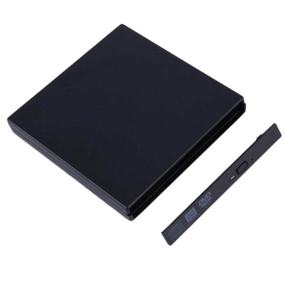 mingrui USB2.0 DVD CD DVD-Rom SATA External Ultra Thin Case Slim For Laptop Notebook Malaysia