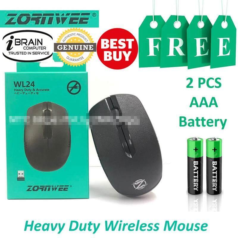 Zornwee Wireless 2.4G Mouse Malaysia
