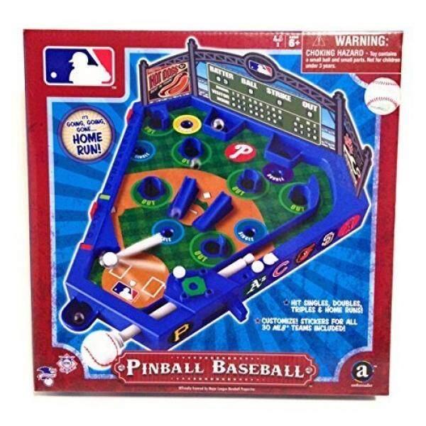 Home Run Pinball Baseball Game By Buyhole.