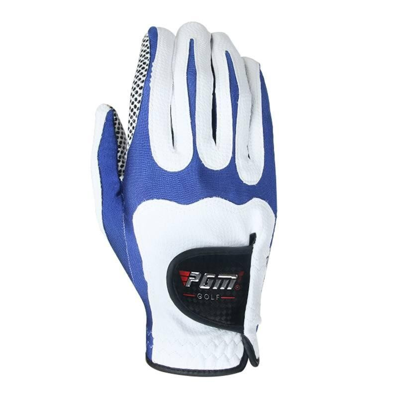Zoahu Flexible Elastic Mens Golf Right Hand Gloves Powerful Grip Breathable Sweat Absorption By Zoahu.
