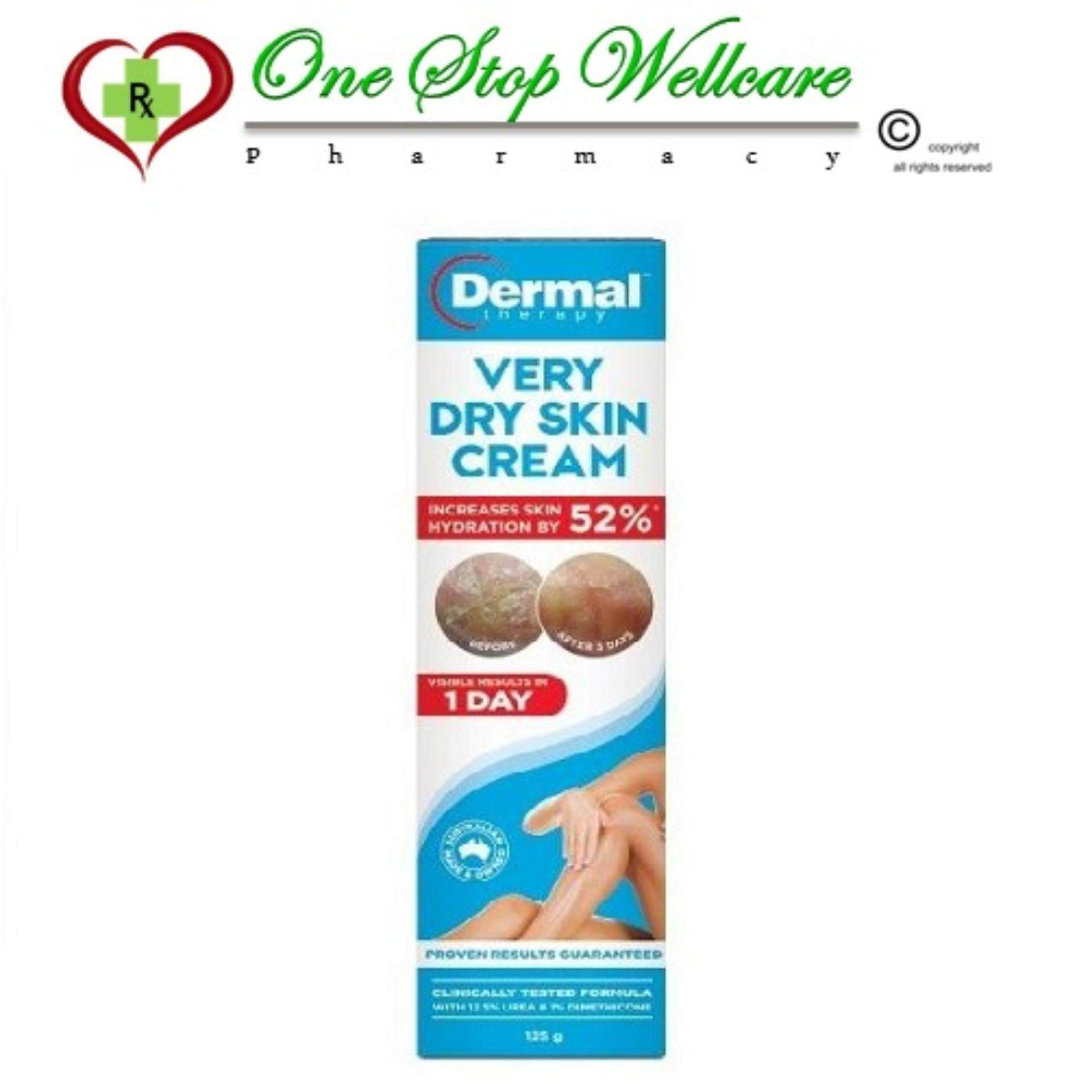 Dermal Very Dry Skin Cream125g By One Stop Wellcare Pharmacy.