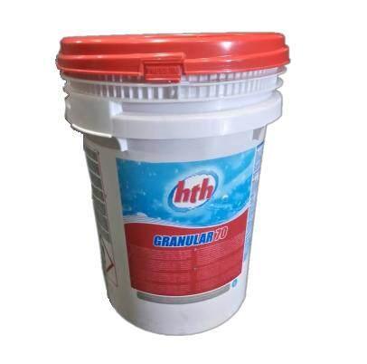 Chlorine Klorin 68-70% USA - HTH 70Granules (45KG/DRUM CALCIUM HYPOCHLORITE)