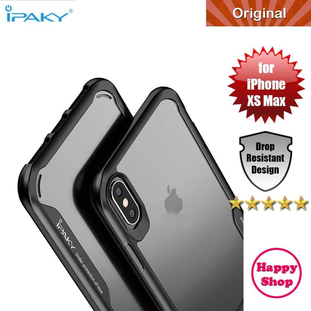 Ipaky Products For The Best Prices In Malaysia Back Case Xiaomi Mi Max Gold Anti Knock Shockproof Protective Silicone Camera Lens Protection Cover Apple Iphone Xs