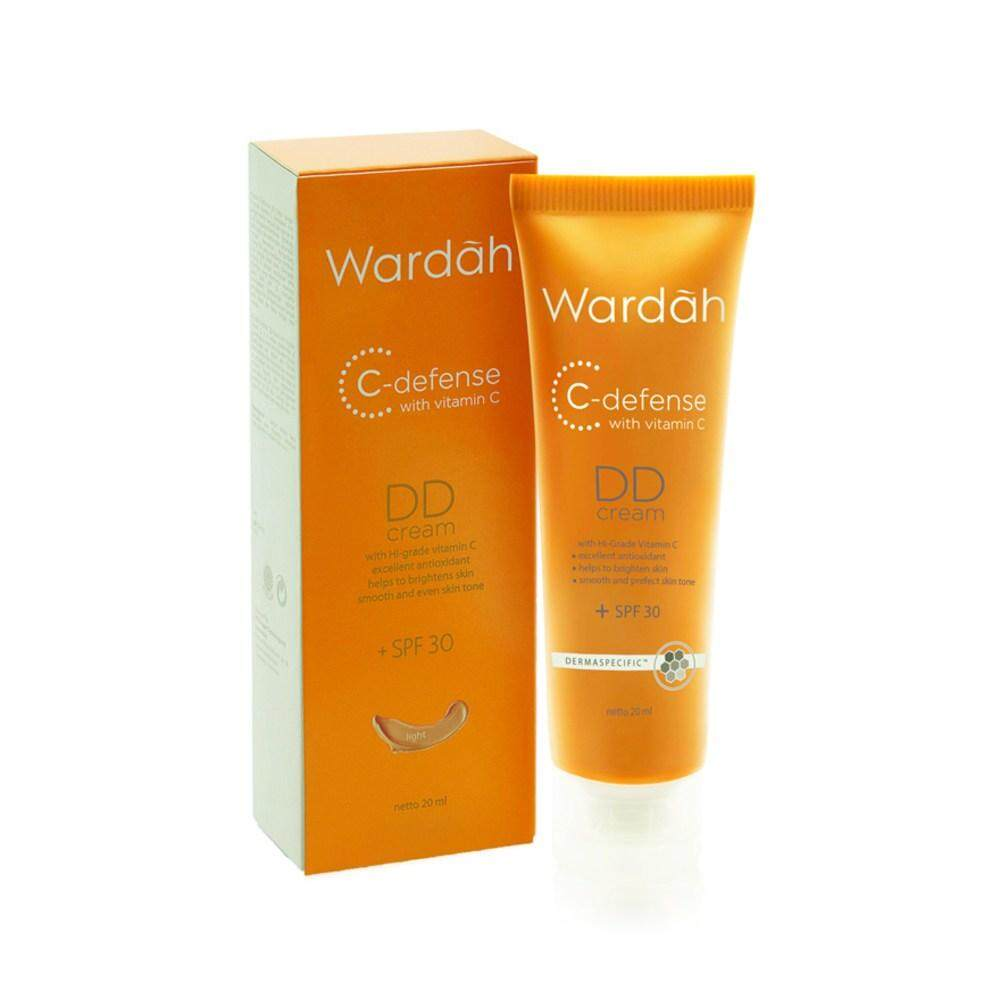 Wardah Cosmetics Buy At Best Price In Malaysia Lightening Face Toner C Defense With Vitamin Dd Cream Natural 20ml