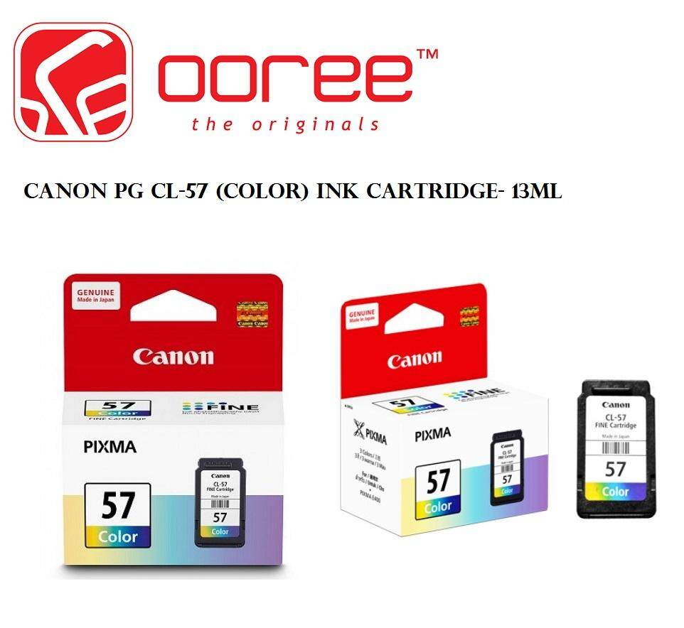 Canon Printers Accessories Price In Malaysia Best Cartridge Cl 811 Color Original Genuine Cl57 57 Colour Fine Ink