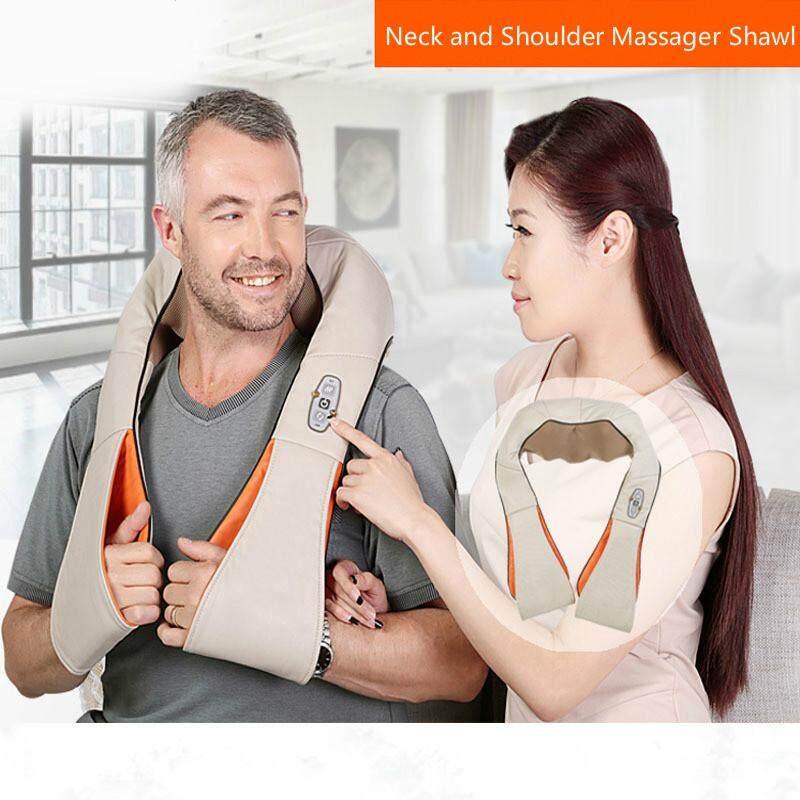 Electric Massage Machine Shoulder Neck Massage Car Home Dual-use Acupuncture Kneading Neck Shoulder Massager