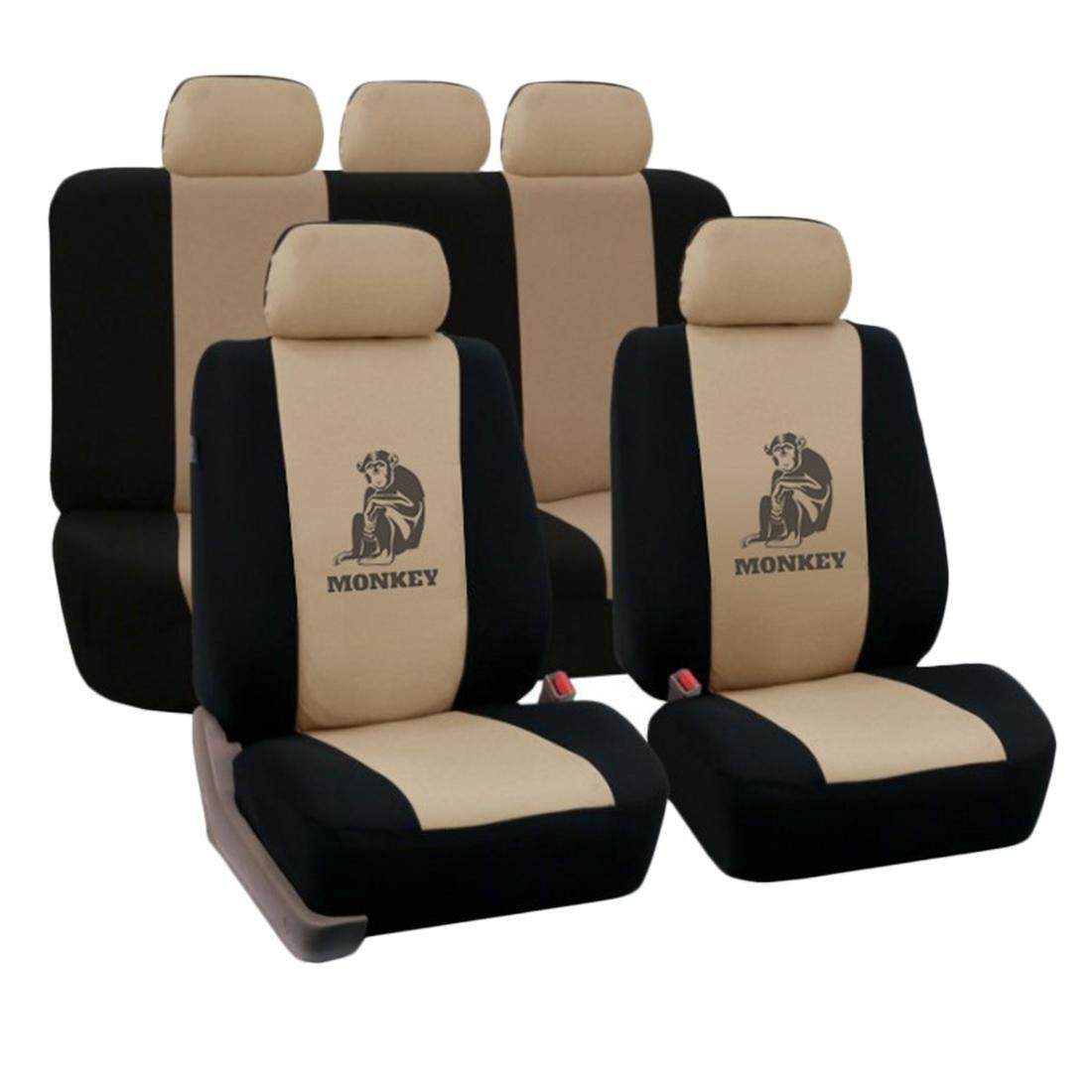 Universal Car Seat Cover Printing Pattern Styling Interior Decoration Accessories Protector