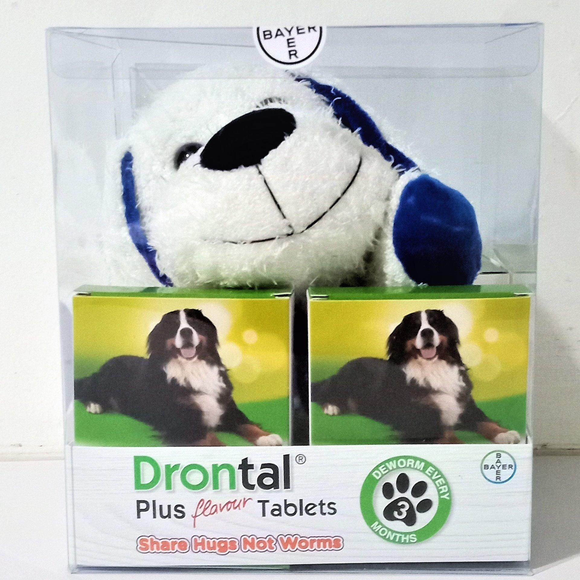 Drontal Plus Flavour Tablets Malaysia