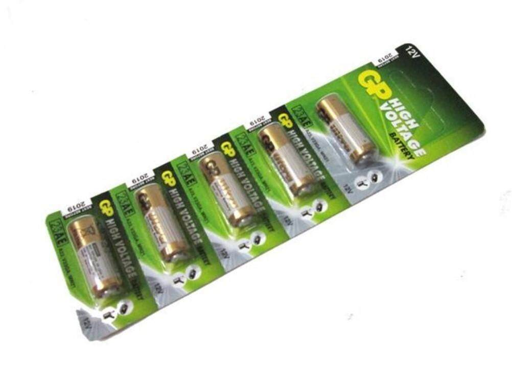 5PCS 23A Battery GENUINE GP Alkaline Battery 12V Malaysia