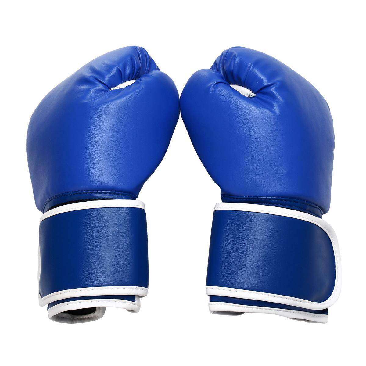 Everlast Boxing Gloves 8/10/12/14/16 Oz Speed Bagger Muay Thai Training Gloves By Freebang.