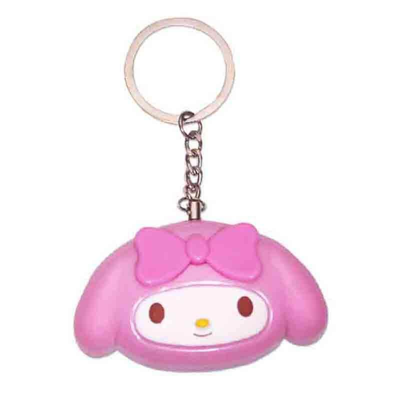 Portable Mini Personal Alarm For Girl Women Emergency Safety Loud Alarm Keychain