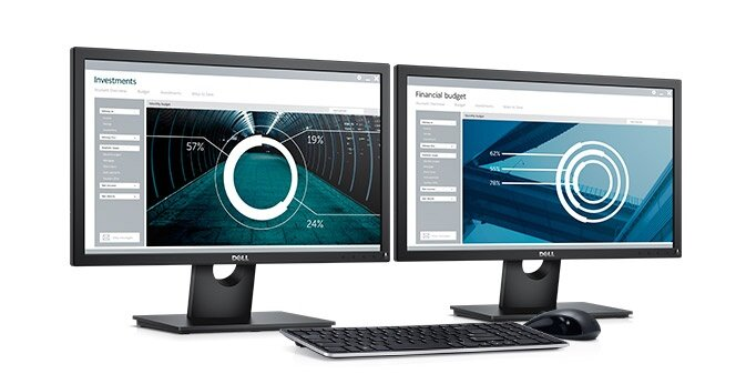 Dell Monitor E2216H - Everyday office essentials