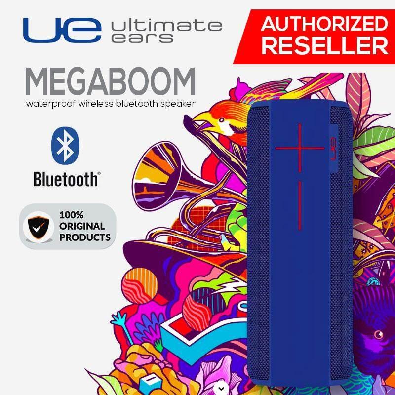 Original Ultimate Ears UE Megaboom Ultimate Ears Waterproof Portable  Bluetooth Speaker
