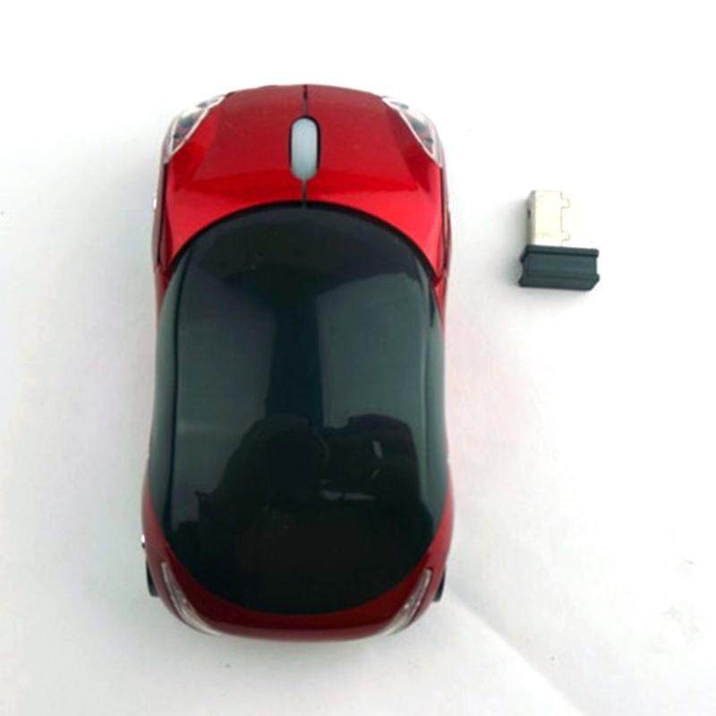 Wireless Mouse Computer Mice Car Shaped Game Mice 2.4Ghz Optical Mouse Malaysia