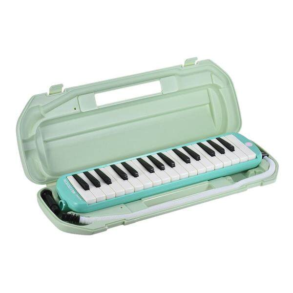 SUZUKI MX-32D Melodion Melodica Pianica 32 Piano Keys Musical Education Instrument with Long & Short Mouthpiece Hard Case for Students Kids Children Malaysia