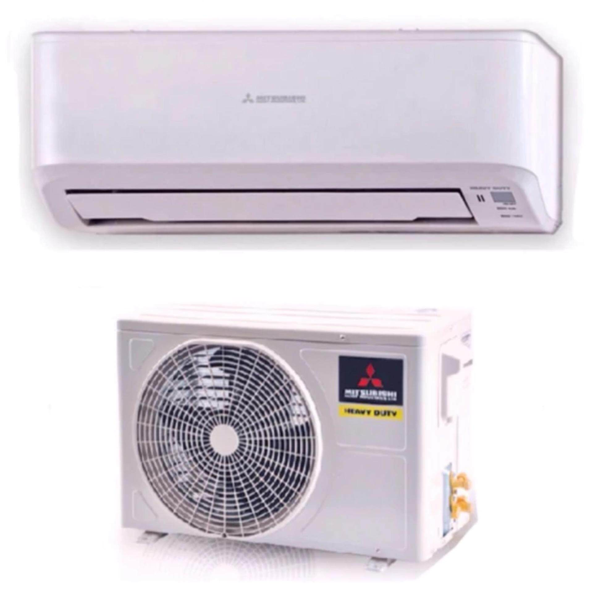 Mitsubishi 1.0HP Standard Air Conditioner R410A SRK09CRR