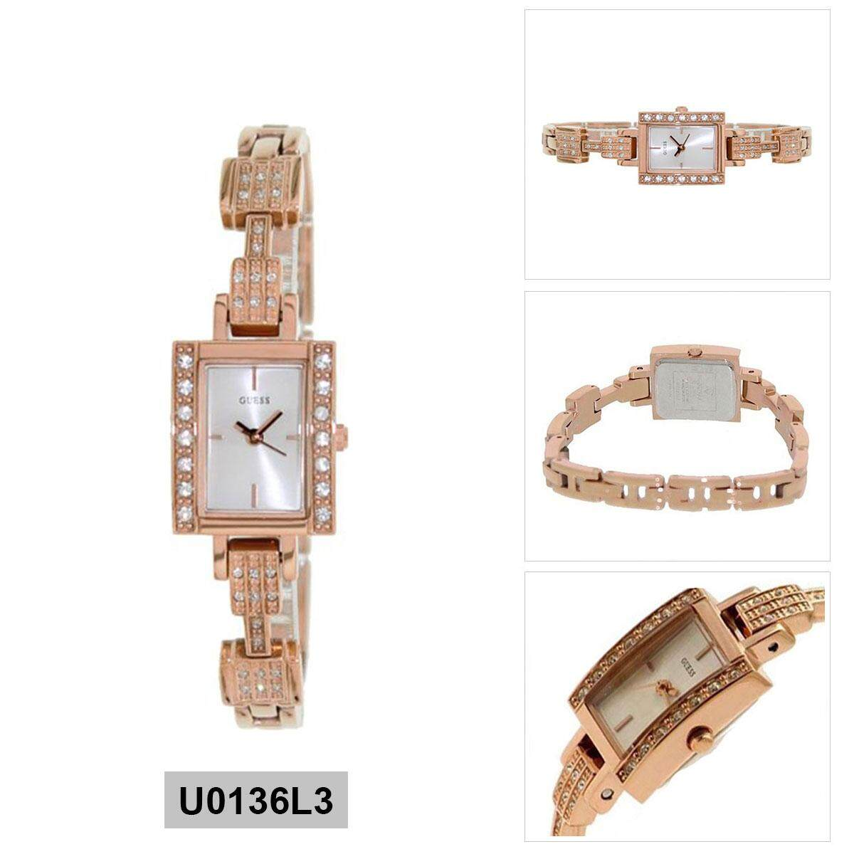 Guess Watches Price In Malaysia Best Lazada W0335l3 Multifunction Jam Tangan Wanita Rosegold Stainless Steel Quartz Gold Case Bracelet Ladies U0136l3