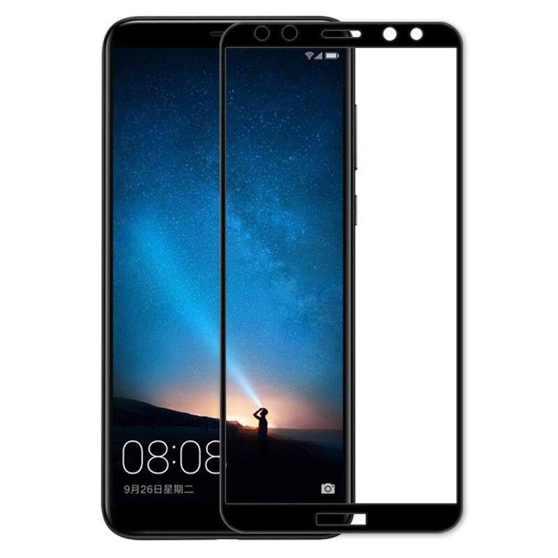 Suke Tempered Glass Protective HD Film for Huawei Nova 2i Anti-fingerprint Full Coverage