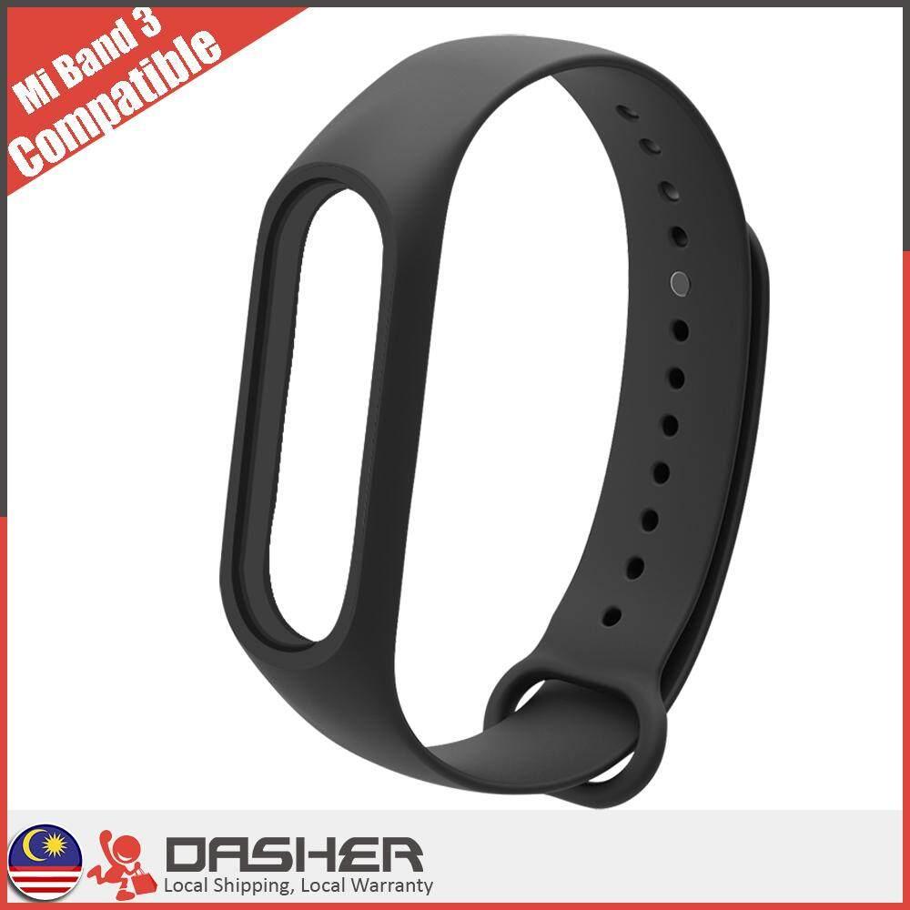 Xiaomi Mi Band 3 Strap Colourful Silicone Replacement Strap For Miband 3 Miband3 Bracelet By Dmd Online.