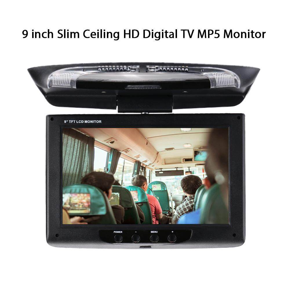 Oem Vehicle Audio Video Installation Price In Malaysia Best Car Wiring Circuit Breaker Fashion Mall Displayer Dvd Monitor Smart 9 Inch Ultra Thin Flip Down Roof