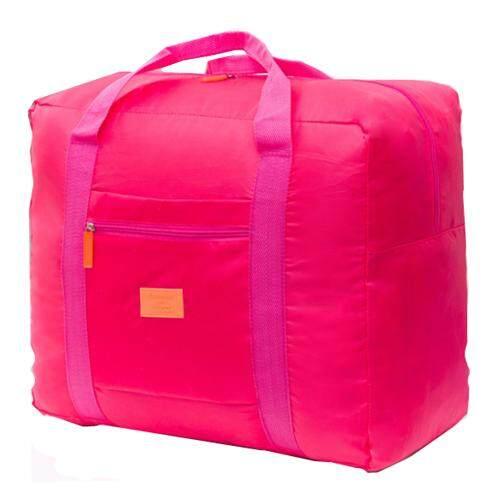 f89025fcdd4 Travel Foldable Luggage Multipurpose Bag Travel Nylon Bag Mummy Carry Beg  Wanita