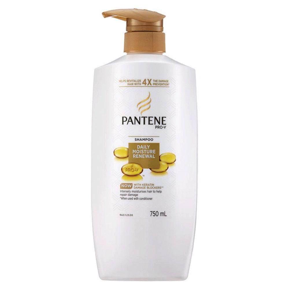 Pantene Health Beauty Hair Care Price In Malaysia Best Shampoo Pro V Fall Control 480ml Daily Moisture Renewal 750ml