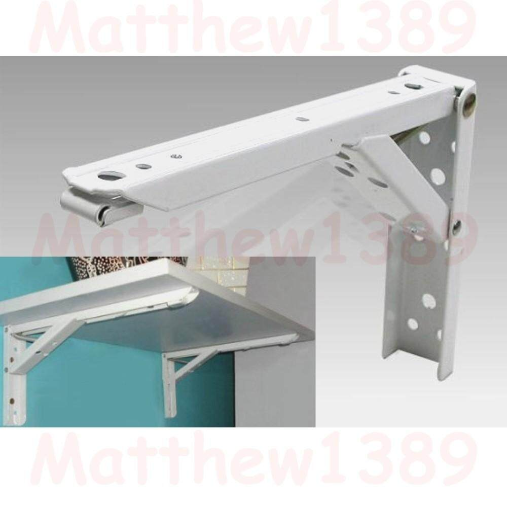 8 Inch Folding Metal Shelf Bracket By M1 ..