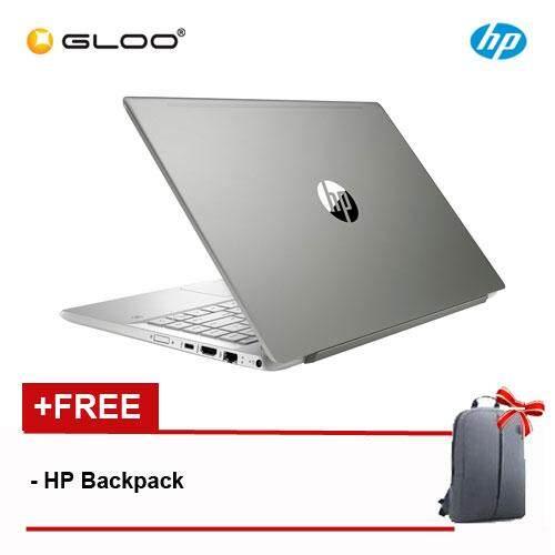 HP Pavilion 14-ce0082TX/ 14-ce0083TX Laptop (i5-8250U 4GB 1TB 128SSD NVIDIA MX130 2GB)(Silver/ Gold) Malaysia