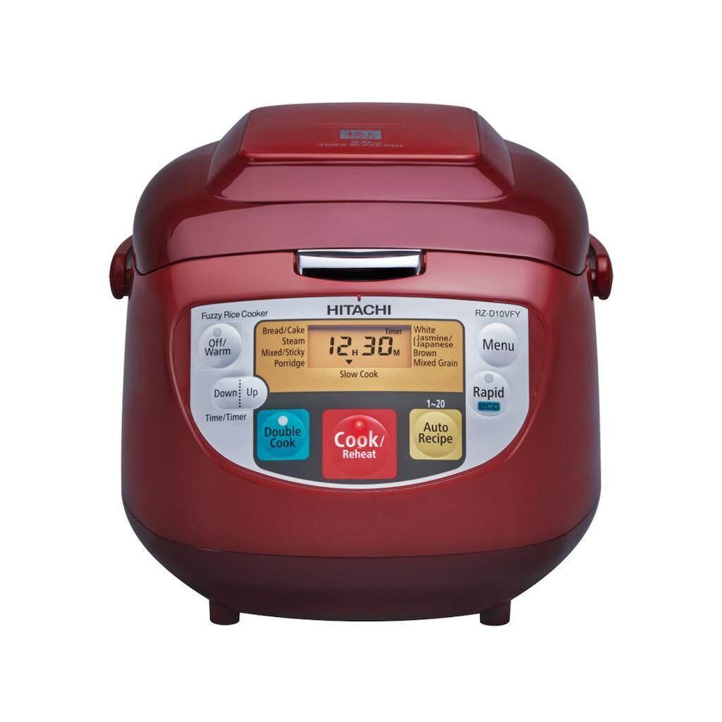 Hitachi Rzd10vfy 1 0l Microcomputer Rice Cooker