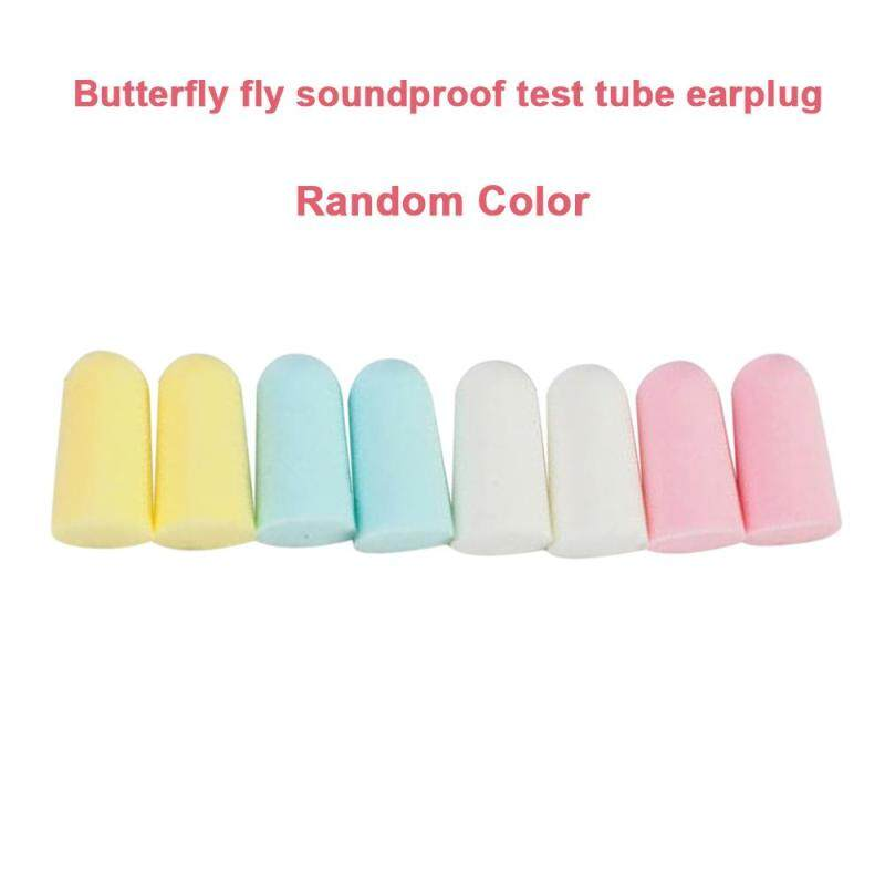 In-Ear Style Soft 1pair Plugs Howard Prevent Noise Ear Plugs Noise Reduction Earplugs Protective Ear Plugs