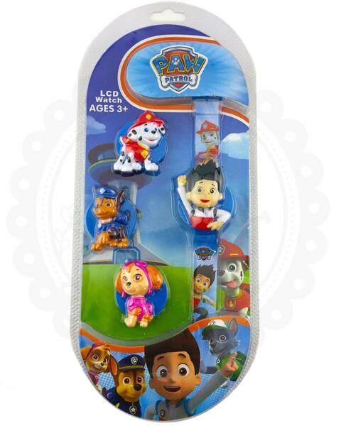 Comel Paw Patrol Toy Watch Malaysia