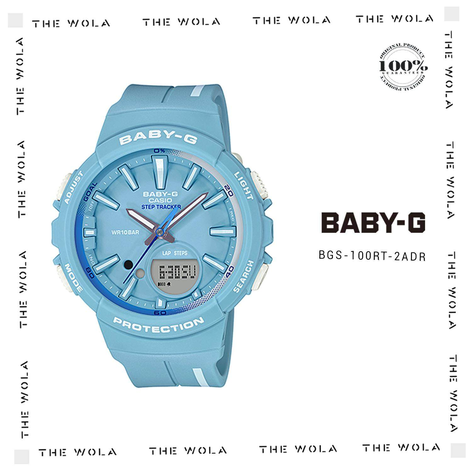 Casio Baby G Watches Price In Malaysia Best Jam Tangan Wanita Original Bgd 501 4 Bgs 100rt 2adr