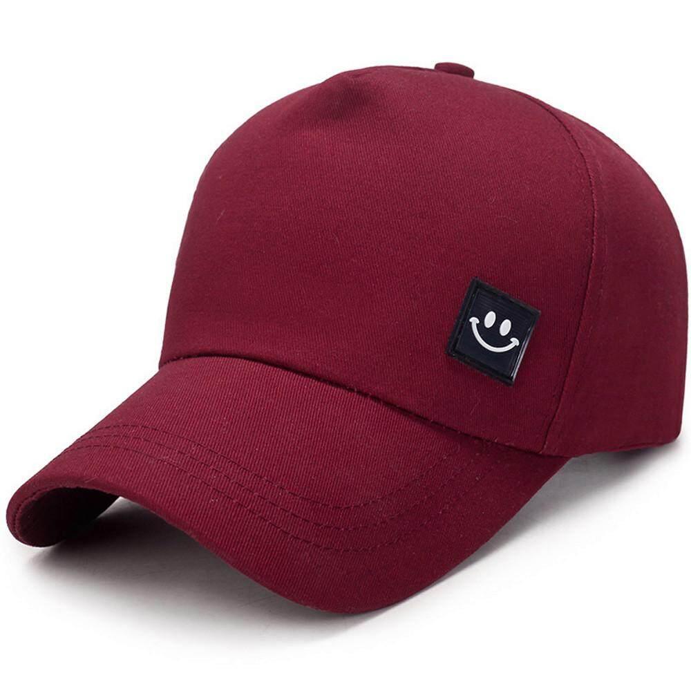 5fc03ac28 Unisex Men Women Smile Baseball Cap Snapback Hat Hip-Hop Adjustable Caps