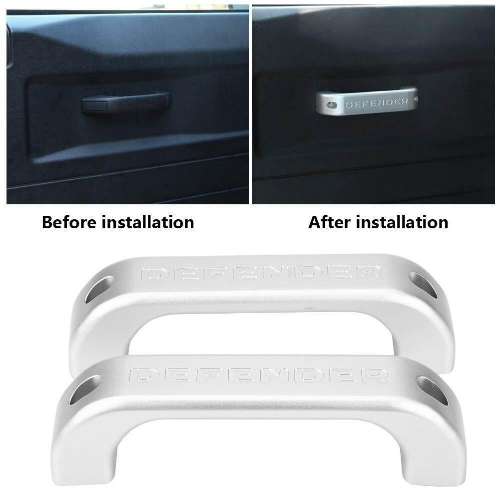 Auto Parts Spares Buy At Best Price In Wiring Fog Lamp Saga Flx Car Interior Aluminum Alloy Chrome Door Handle Trim For Land Rover Defender 110 90 2007