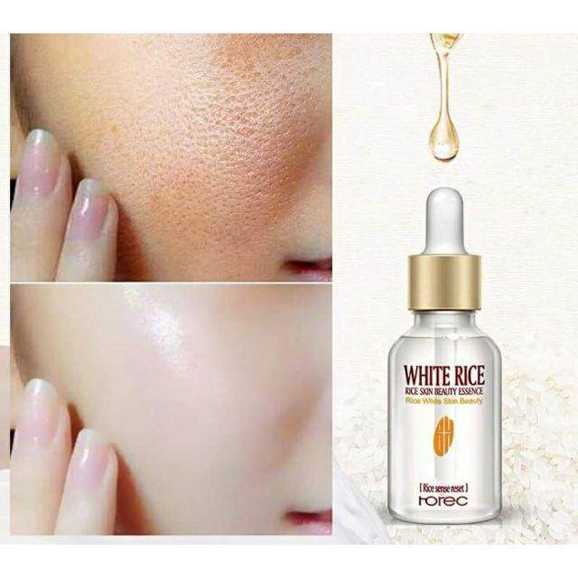 [READY STOK MALAYSIA] 100% ORIGINAL ROREC WHITE RICE SKIN BEAUTY ESSENCE  SERUM WHITE RICE