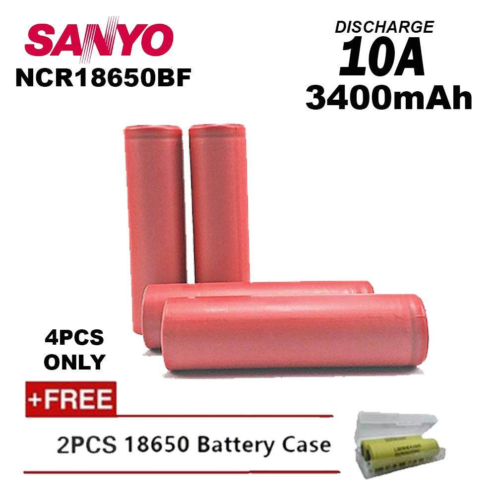 Sell Rechargeable Battery 18650 Cheapest Best Quality My Store Panasonic Ncr Li Ion 3400mah 37v 30a With Flat Top Baterai Myr 97 4pcs Original Lithium
