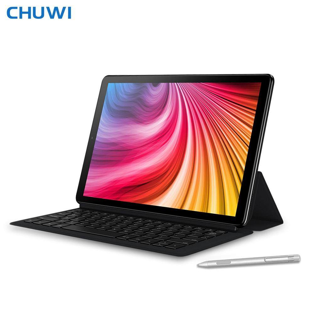 CHUWI HI9 PLUS CWI532 4G LTE Phablet MT6797 (X27) CPU 10.8 inch Android 8.0 4GB RAM + 64GB ROM GPS Dual Cameras Dual WiFi (TF Card Slot+Dual SIM +Type-C)(Support G-sensor/Skype/Youtube/WIDI) Malaysia