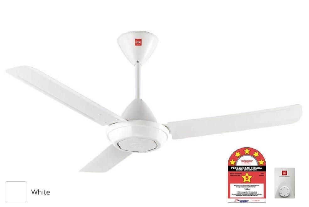 Kdk Ceiling Fan 48 White