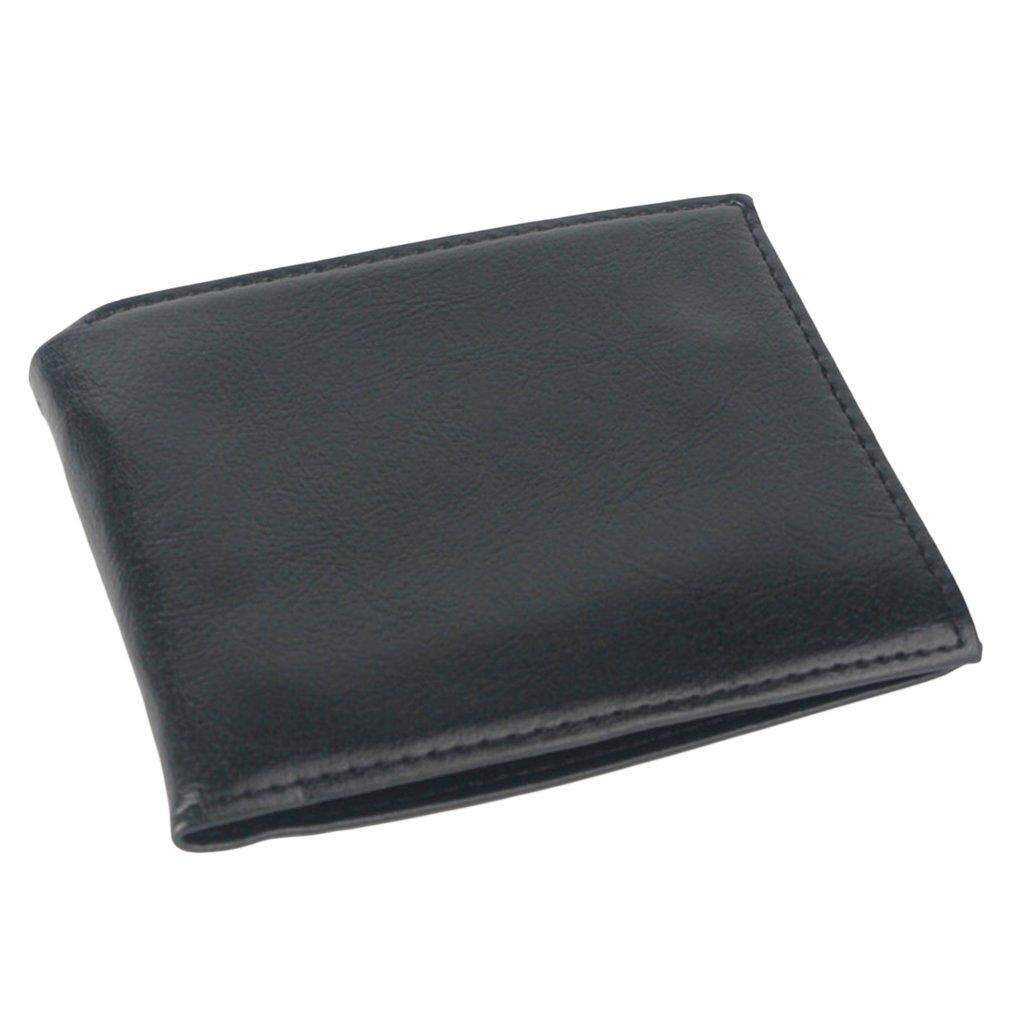 Beau Magic Trick Flame Fire Wallet Magician Trick Wallet Stage Street Show Wallet black