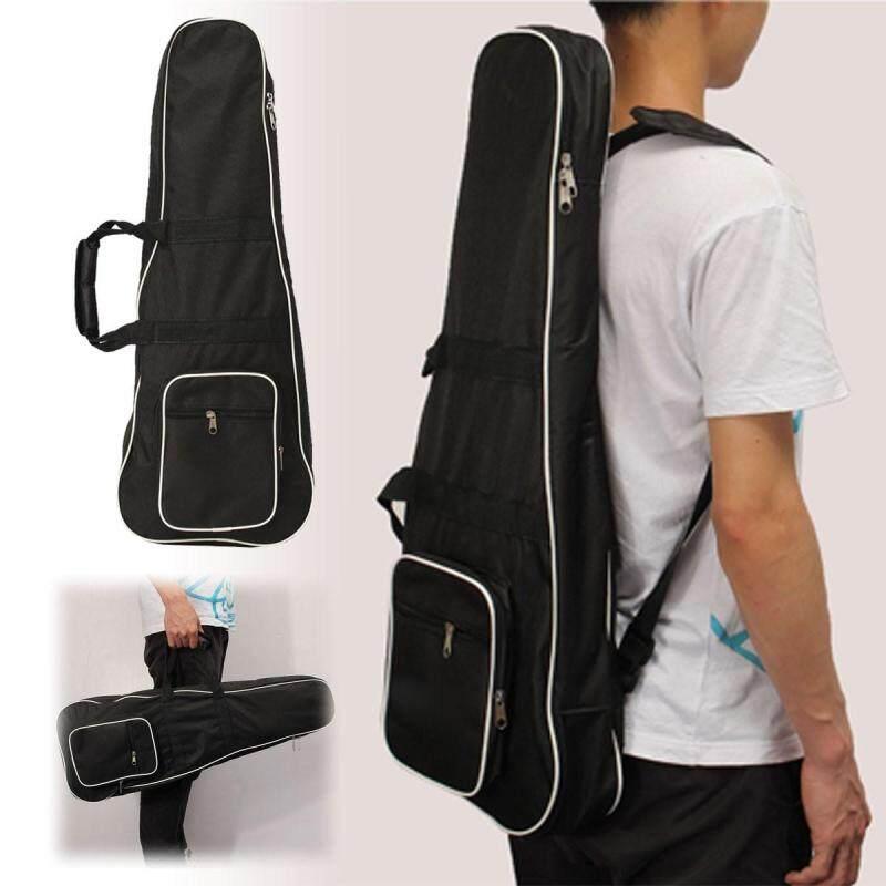 【Freebang】Washable Oxford fabric Large Mandolin Backpack Gig Bag Case Carry Bags Black 73x28x8cm/28.7x11x3.1 Malaysia