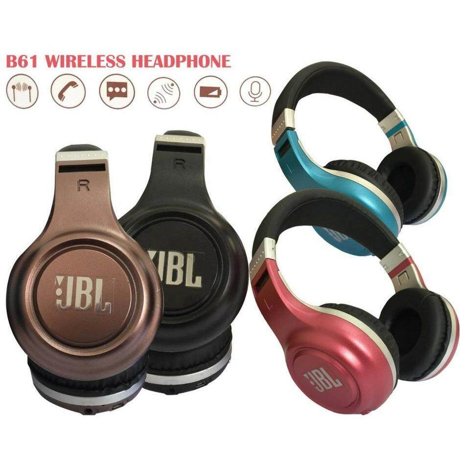 Jbl Headphones Headsets Price In Malaysia Best Headset Bluetooth X Under Armour Earphone Headphone Wireless Handsfree B61 Rechargeable Aux