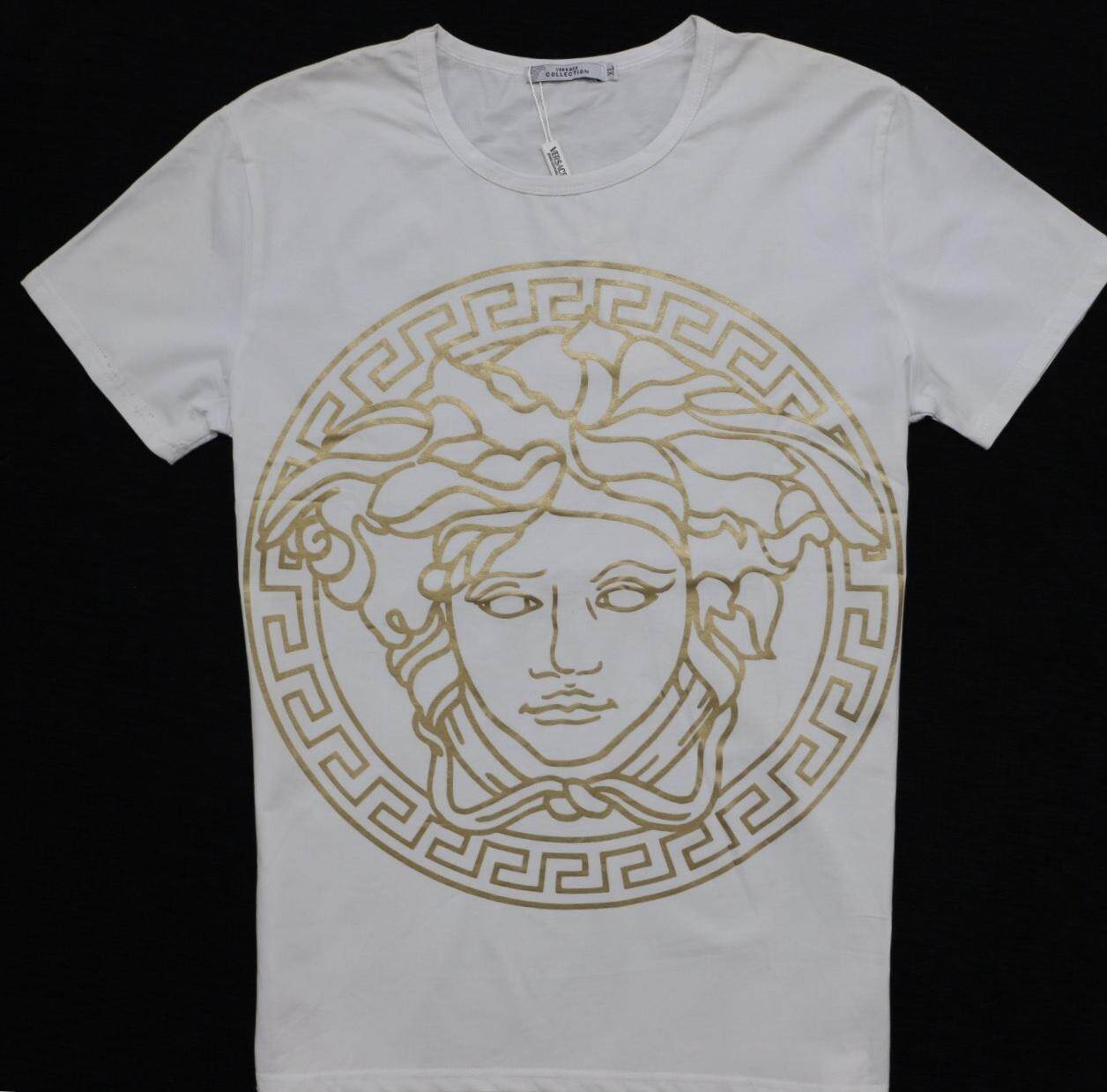 bebcc57d Versace T-shirt Men's T-Shirts - T-Shirts price in Malaysia - Best ...