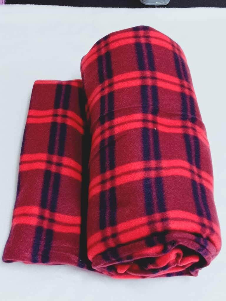 Multi Check Fleece Blanket By Yau Tai Hong Trading Sdn Bhd.