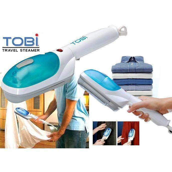 ORIGINAL TOBI Portable Handheld Travel Steamer Iron