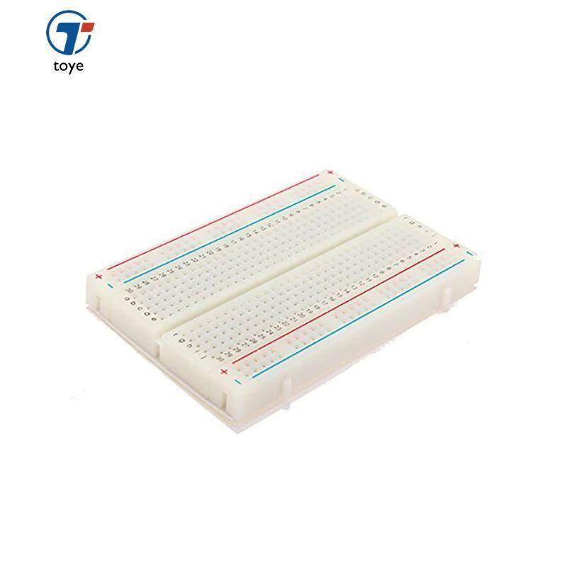 Breadboard MB-102 400 Point Solderless Experiment Test Circuit Board